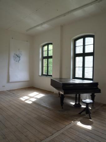 Fledermaus_Ausstellungsansicht Roederhof 2012